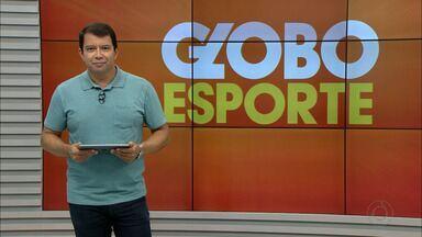 Confira na íntegra o Globo Esporte PB desta terça-feira (07.01.20) - Kako Marquesa apresenta os principais destaques do esporte paraibano