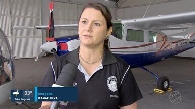 Piloto e mecânico de avião de MS estavam sumidos, desde novembro - Piloto e mecânico de avião de MS estavam sumidos, desde novembro