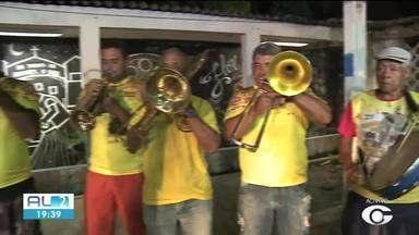 Prévias de carnaval começam domingo em Maceio - Abertura do carnaval de Edécio Lopes vai movimentar a orla de Maceió.