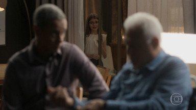 Teaser 'Bom Sucesso' 08/01: Sofia chora ao ouvir conversa sobre morte de Alberto - undefined