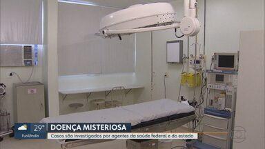 Casos de síndrome que matou um em Minas podem ter começado em BH, diz Ministério da Saúde - Uma morte foi confirmada em Juiz de Fora, na Zona da Mata. Outras seis pessoas continuam internadas.