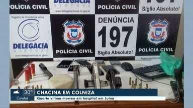 Morre quarta vítima baleada em Colniza - Morre quarta vítima baleada em Colniza
