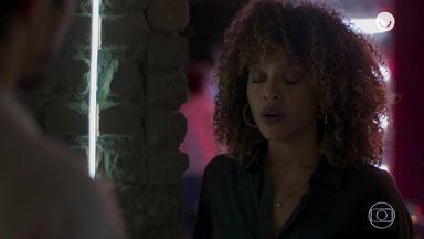 Teaser 'Bom Sucesso' 10/01: Gisele diz que vai voltar para Diogo - undefined
