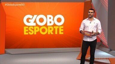 Globo Esporte GO - 10/01/2020 - Íntegra - Confira a íntegra do programa Globo Esporte GO - 10/01/2020