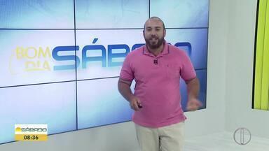 Veja a íntegra do Bom Dia Sábado, do dia 11/01/2020 - Ádison Ramos traz os principais acontecimentos do fim de de semana nas cidades do interior do Rio.