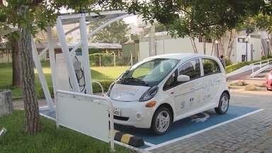 Tech SC apresenta tecnologia e vantagens de veículos elétricos - Tech SC apresenta tecnologia e vantagens de veículos elétricos