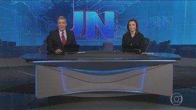 Jornal Nacional, Íntegra 11/01/2020 - As principais notícias do Brasil e do mundo, com apresentação de William Bonner e Renata Vasconcellos.