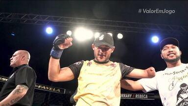 Dias de luta - A história do atleta de MMA que luta com apenas um dos braços - Dias de luta - A história do atleta de MMA que luta com apenas um dos braços