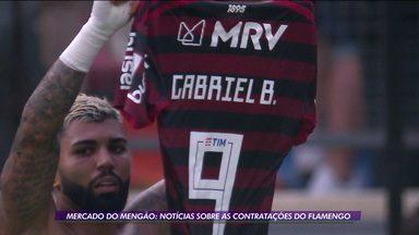 Mercado do Mengão: Notícias sobre as contrações do Flamengo - Mercado do Mengão: Notícias sobre as contrações do Flamengo