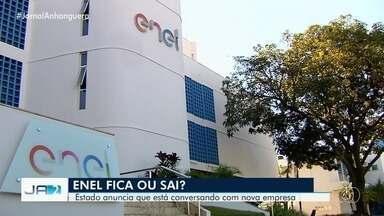 Enel não comenta sobre a possibilidade de troca de empresa na distribuição de energia - Em nota, a empresa disse que se empenha para entregar serviço de qualidade.