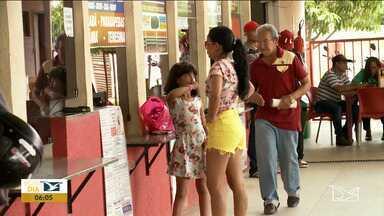 Menores de 16 anos precisam de autorização da Justiça para viajar em Imperatriz - Para aumentar a segurança e evitar desaparecimentos, menores de 16 anos precisam de autorização judicial para viajar sozinhos dentro do Brasil e a medida vale para quem vai de ônibus, barco ou avião.