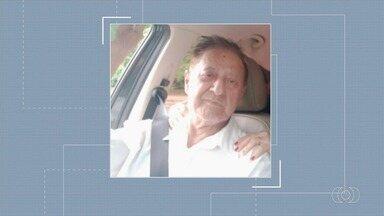 Filho denuncia que hospital entregou o corpo do pai para outra família - Caso aconteceu no setor de necropsia do Hospital Araújo Jorge, em Goiânia. Parentes descobriram situação quando foram ao local com a funerária e não encontraram corpo de idoso.