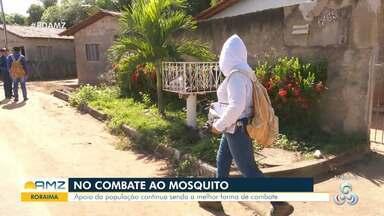 Apoio de população combate mosquito aedes aegypti - Conheça estas histórias.