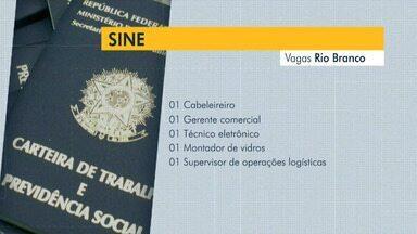 Sine oferta vagas de empregos em Manaus; veja - São diversas oportunidades