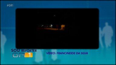 Falta de iluminação em rua de Belém do São Francisco incomoda moradores - Confira no quadro 'Sou Repórter GR1'.