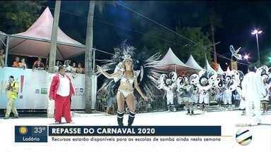 Prefeitura antecipa repasses do carnaval 2020 - Escolas de samba deverão receber R$ 660 mil