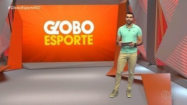 Globo Esporte GO - 15/01/2020 - Íntegra - Confira a íntegra do programa Globo Esporte GO - 15/01/2020