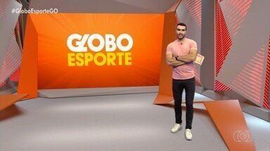 Globo Esporte GO - 16/01/2020 - Íntegra - Confira a íntegra do programa Globo Esporte GO - 16/01/2020