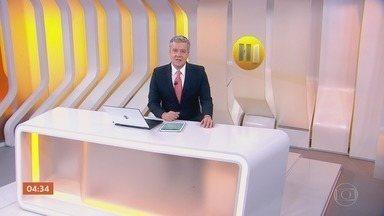 Hora 1 - Edição de sexta-feira, 17/01/2020 - Os assuntos mais importantes do Brasil e do mundo, com apresentação de Roberto Kovalick.