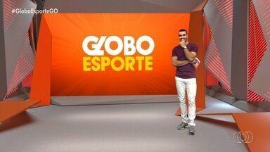 Globo Esporte GO - 17/01/2020 - Íntegra - Confira a íntegra do programa Globo Esporte GO - 17/01/2020