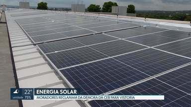 Cresce o número de pedidos para aprovação de projetos de energia solar no DF - undefined