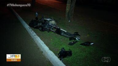 Homem suspeito de cometer vários assaltos é morto baleado no centro de Palmas - Homem suspeito de cometer vários assaltos é morto baleado no centro de Palmas