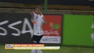 Copinha tem os primeiros classificados para a fase semifinal - Copinha tem os primeiros classificados para a fase semifinal