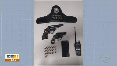 Dois homens são mortos em confronto com a PM em Vitória - A troca de tiros aconteceu em uma escadaria, na Ilha do Príncipe.