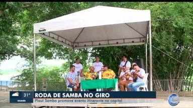 Confira as dicas do Giro Cultural para este fim de semana ao som de muito samba - Confira as dicas do Giro Cultural para este fim de semana ao som de muito samba