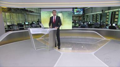 Jornal Hoje - íntegra 18/01/2020 - Os destaques do dia no Brasil e no mundo, com apresentação de Maria Júlia Coutinho.