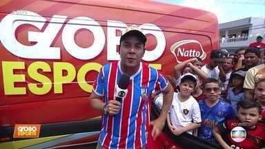 Globo Esporte Pe Torcedor Símbolo Do Vitória De Santo