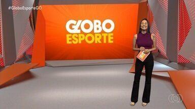 Globo Esporte GO - 18/01/2020 - Íntegra - Confira a íntegra do programa Globo Esporte GO - 18/01/2020