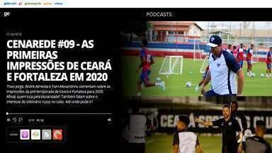 Confira o podcast CEnaRede do GloboEsporte.com - Confira o podcast CEnaRede do GloboEsporte.com