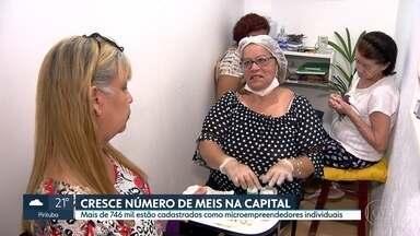 Cresce o número de MEIs na capital - Mais de 746 mil estão cadastrados como microempreendedores individuais.