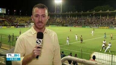 Voltaço enfrenta o Botafogo pela estreia do Campeonato Carioca - Jogo começou ás 18h no Estádio Raulino de Oliveira, em Volta Redonda.