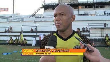 Asa se prepara para a final da Copa Alagoas contra o CEO - Confira a reportagem.