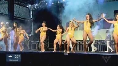 Festa para escolha da corte carnavalesca acontece neste sábado (18) - Show do embaixador do Carnaval de Santos, Neguinho da Beija-Flor, agita a festa.