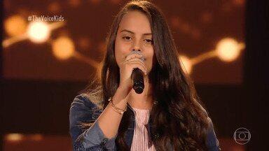 Conheça Natielly Rocha e veja a apresentação musical - Com 13 anos ela mandou bem no sertanejo