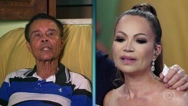 No arquivo confidencial, Solange Almeida chora ao receber mensagem do tio e pai - Vital Leôncio mandou um recado e relembrou o início da carreira da cantora