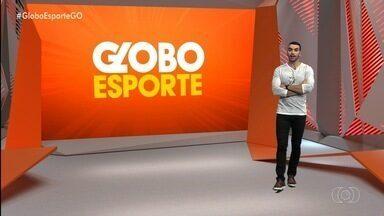 Globo Esporte GO - 20/01/2020 - Íntegra - Confira a íntegra do programa Globo Esporte GO - 20/01/2020.
