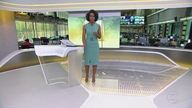 Jornal Hoje - íntegra 21/01/2020 - Os destaques do dia no Brasil e no mundo, com apresentação de Maria Júlia Coutinho.