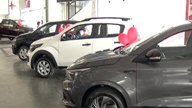 Venda de carros novos caem 3% no Alto Tietê em 2019, em comparação com 2018 - Na contramão, algumas lojas da cidade fecharam o ano com lucro.