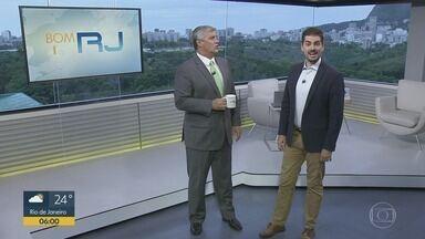 Bom dia Rio - Edição de quinta-feira, 23/01/2020 - As primeiras notícias do Rio de Janeiro, apresentadas por Flávio Fachel, com prestação de serviço, boletins de trânsito e previsão do tempo.
