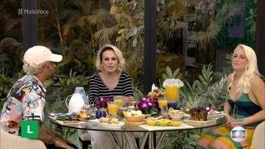 Programa de 23/01/2020 - Os surfistas Ítalo Ferreira e Tatiana Weston-Webb tomam café da manhã com Ana Maria Braga e falam sobre a estreia do esporte nos Jogos Olímpicos