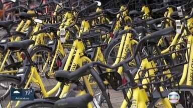 SP2- Edição de quarta-feira, 23/01/2020 - São Paulo registra a tarde mais fria do ano. Bicicletas amarelas saem de circulação. Liminar do STF iguala teto nas universidades.
