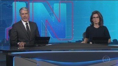 Jornal Nacional, Íntegra 23/01/2020 - As principais notícias do Brasil e do mundo, com apresentação de William Bonner e Renata Vasconcellos.
