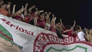 Portuguesa Santista joga em casa neste domingo, contra o Atibaia, pela A2 - Briosa fará sua estreia em Ulrico Mursa nesta temporada. Ingressos para a partida estão à venda.