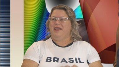 Paratleta Beth Gomes comenta a sensação de estar de volta aos Jogos Paralímpicos - Santista está classificada para Tóquio-2020. Pela primeira vez, ela vai disputar a competição no paratletismo.