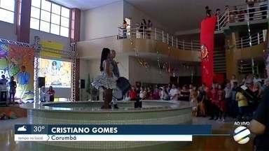 Programação do carnaval 2020 é divulgada em Corumbá - Programação do carnaval 2020 é divulgada em Corumbá