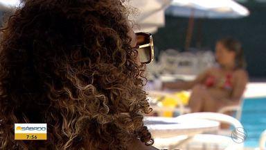 Confira quais cuidados são indicados para os cabelos no Verão - Confira quais cuidados são indicados para os cabelos no Verão.